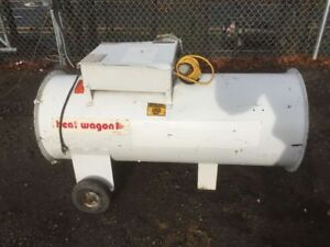 Heat Wagon 1800sl Propane Construction Gas Heater Direct Fired 750 000 Btu