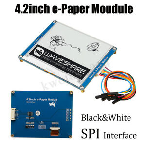 4 2 E ink Screen Display E paper Module Spi 2 Color For Arduino Raspberry