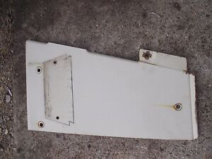 International 504 Utility Tractor Ih Ihc Front Right Radiator Side Cover Panel