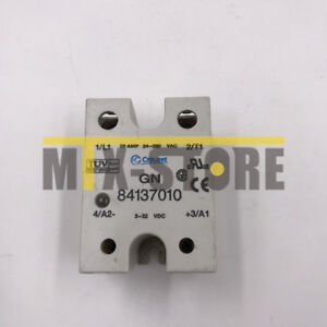1pcs New Crouzet Gn84137010 Gn 84137010 Plc Amp Heater Relay