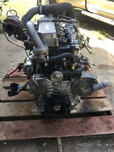 Caterpillar 3044c t Cat Skid Steer Engine Built To Fit With No Changes