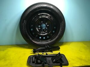 2015 2018 Acura Tlx Compact Spare Tire 17 Inch With Jack Assembly