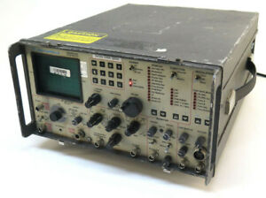 Motorola R2014d Communications Systems Analyzer R2014d 0900hs