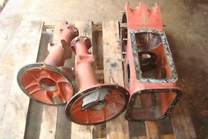 1948 Ford 8n Tractor Rearend Axle Housings