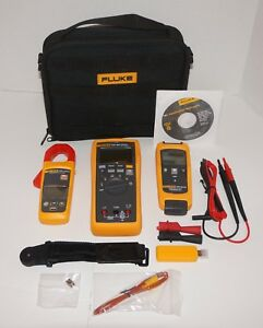 Fluke Cnx 3000 Cnx A3000 Cnx T3000 Hvac Wireless Multimeter New