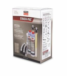 Etipac10kt Crack Pac Injection Epoxy Kit