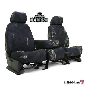 Skanda Mossy Oak Eclipse Camo Front Rear Seat Covers For Humvee Military Model