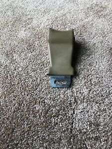 1969 1970 Original Ford Mustang Grande Cougar Seat Belt Retractor Tan