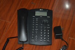 Att At t 955 4 line 4 Line Intercom Business Phone Black