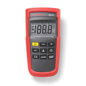 Amprobe Tmd 50 K Type Thermocouple Thermometer