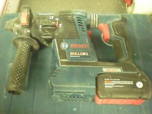 Bosch 18v Ec Brushless 1 In Sds plus Bulldog Rotary Hammer Drill Gbh18v 26