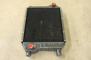 212002 Radiator For Ford nh Tm135 165 Ts110 115 8360 8560 Case ih M100 135