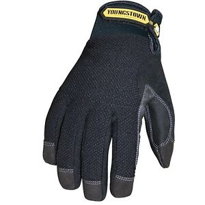 Youngstown Glove 03 3450 80 l Waterproof Winter Plus Performance Glove Large