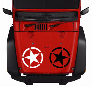 America U S Army Forces Military 5 Point Star Graphic Vinyl Decal Sticker V8