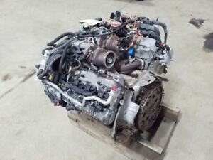 Engine Motor 8 Cylinder Xdrive50i 4 4l Twin Turbo Fits 08 14 Bmw X6 647739