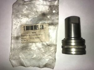 Hose Coupler Socket 303 Stainless 3 4 Inch 3 4 Foster H6s s