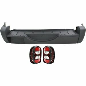 Kit Auto Body Repair New Rear For Jeep Liberty 2005 2006