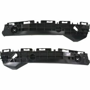 Bumper Face Bar Brace New Rear Right And Left Lh Rh For Toyota Yaris 2012 2014