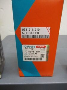 Kubota Air Filter Element 1g319 11210