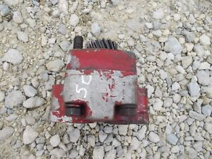 Farmall Super C Sc Tractor Ihc Ih Good Working Hydraulic Pump Assembly