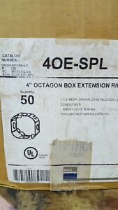 App 4oe spl 4 Octagonextension Ring With 1 2 3 4 K o