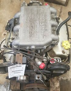 97 Voyager 3 0 Engine Motor Assembly 171 000 Miles No Core Charge Needs Oil Pan