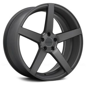 Ruffino Ruf21 Boss Wheel 19x8 5 40 5x114 3 73 1 Anthracite Single Rim