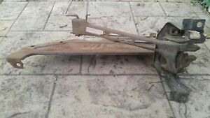 1972 Ford Torino Hood Latch And Support