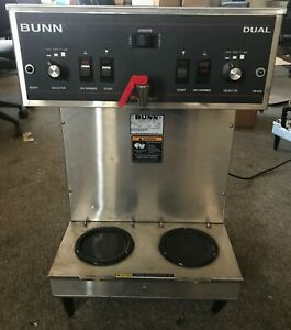 Bunn Dual Commercial Coffee Maker