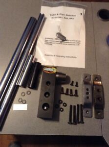 New Tube And Pipe Notcher Steel Heck Industries Wfn1 Woodward fab 30nx59