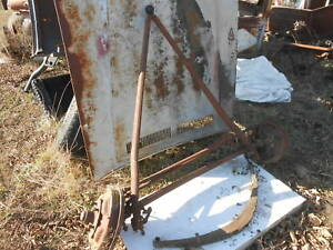 1941 1948 Ford Front Axle Spindles Juice Brakes Plate Wishbone Complete 46 1947