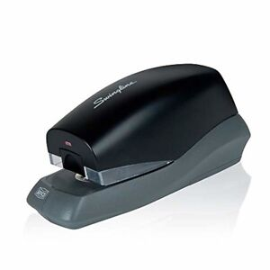 Automatic Stapler Battery Powered 20 Sheet Capacity Breeze Durable Black New