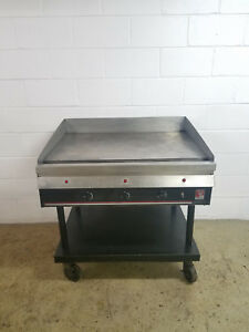 Wolf Regency Cc 36 sa 36 Flat Top Grill Tested Natural Gas On Wheels