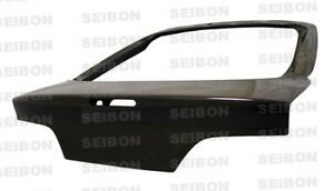 Seibon Oe Style Carbon Fiber Trunk Lid For 2002 2007 Acura Rsx