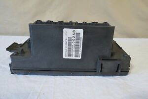 08 09 Dodge Ram Truck Tipm Power Totally Integrated Control Module Fuse Box
