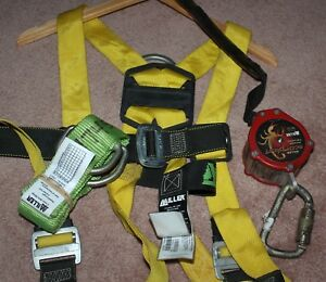 Miller Personal Fall Protection 3 pcs
