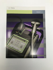 Cutera Solera Opus Titan Aesthetic Laser Platform Sales Marketing Info Booklet