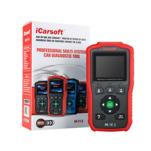 Icarsoft Kr V1 0 Professional Multi System Auto Diagnostic Scan Tool For Hyundai