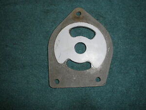 Throttle Friction Plate For John Deere 50 60 70 Early 520 720 Gas