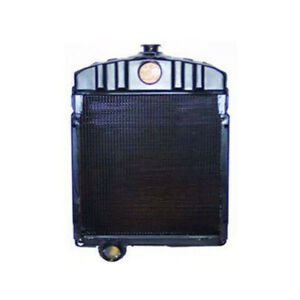 International Case 140 Tractor Radiator Ihc Farmall 140hv 369400r94