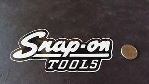 Snap On Tools Logo Decal Sticker