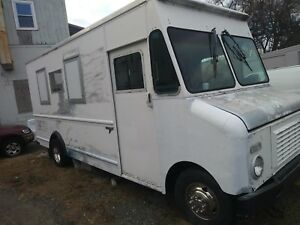 Food Truck For Sale Pre Owned Ford Grumman And Olson