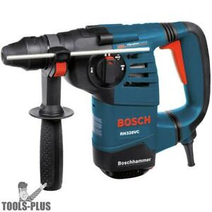 Bosch Rh328vc 1 1 8 Sds plus Rotary Hammer Drill New