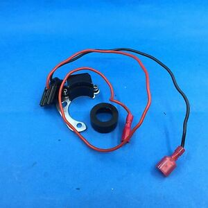 New Distributor Electronic Ignition Kit Fit Mg Mgb Gt 62 74 For Lucas 25d