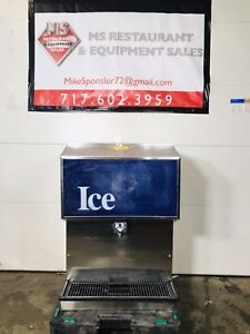 Manitowoc M 150 Servend Counter Top Ice Dispenser Fully Functional Tested
