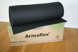 19 Mm 6 M2 Armaflex Closed Cell Foam Insulation Roll Car Camper Sound
