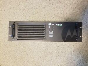 Motorola Xpr8300 Vhf Mototrbo Repeater 136 174mhz 50watts Good Condition Tested