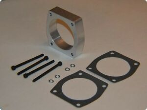 Fit S Infiniti G35 I35 M35 Fx35 Qx4 03 06 Nissan 350z Throttle Body Spacer
