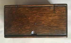 Original Antique Singer Sewing Puzzle Box Early 1900
