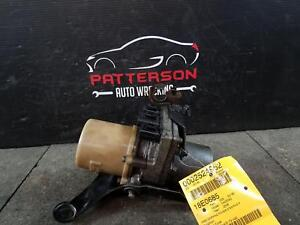 2008 Mazda 3 Power Steering Pump Electric Assist Motor Needs Reservoir